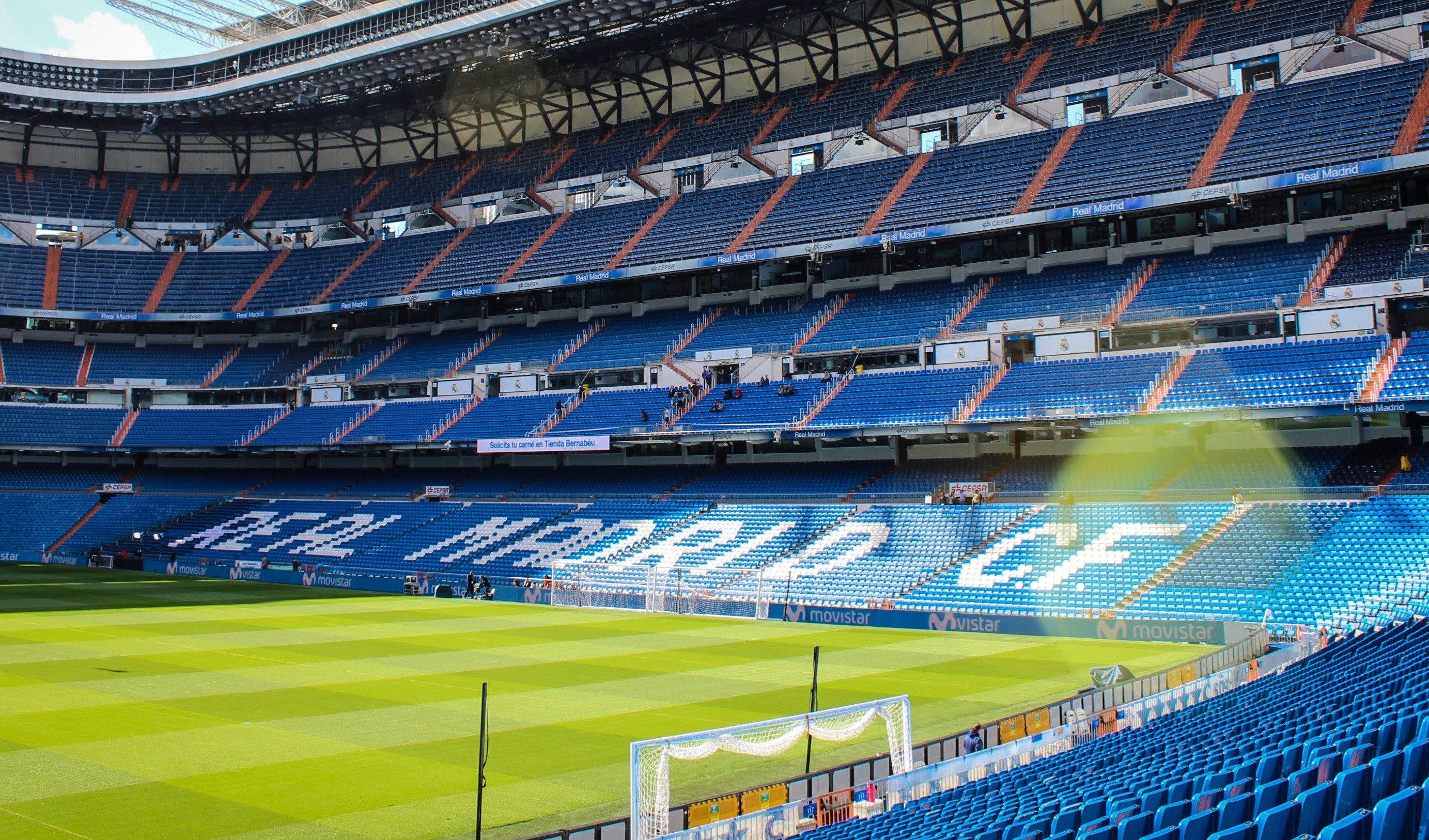 Real Madrid VIP package