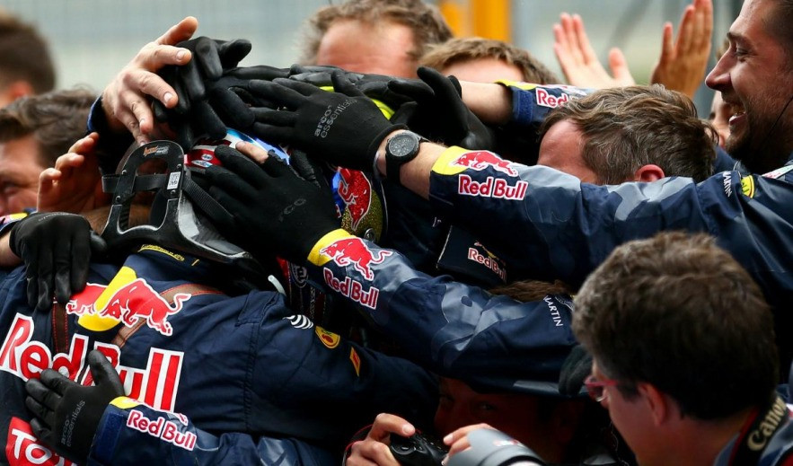 F1 Grand Prix van Spanje bronze package