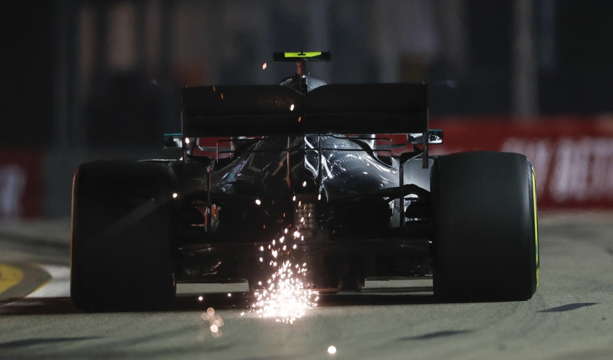 F1 Grand Prix van Singapore silver package