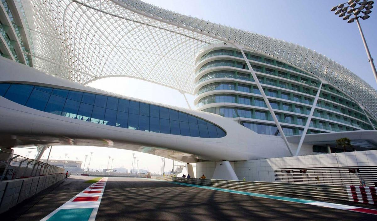 F1 Grand Prix van Abu Dhabi silver package