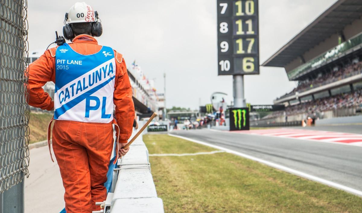 Moto GP van Catalonie bronze package