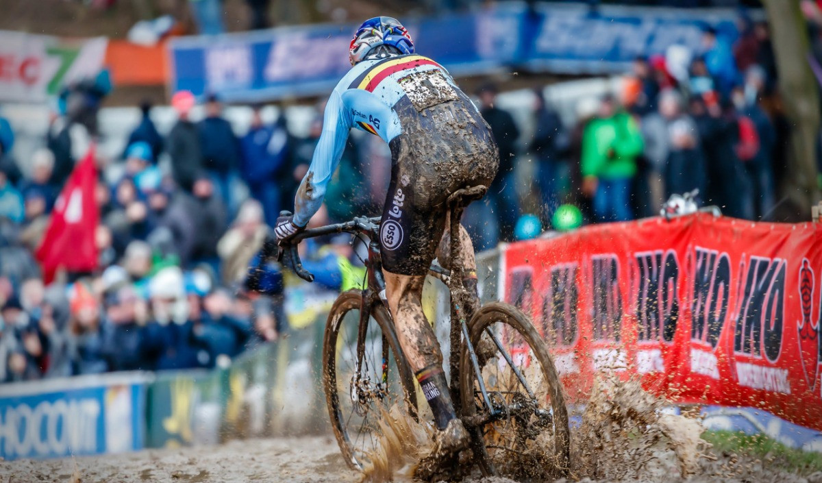 Cyclo-cross World Championships 2021 in Ostend