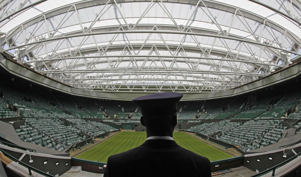 Tennis Wimbledon debenture package