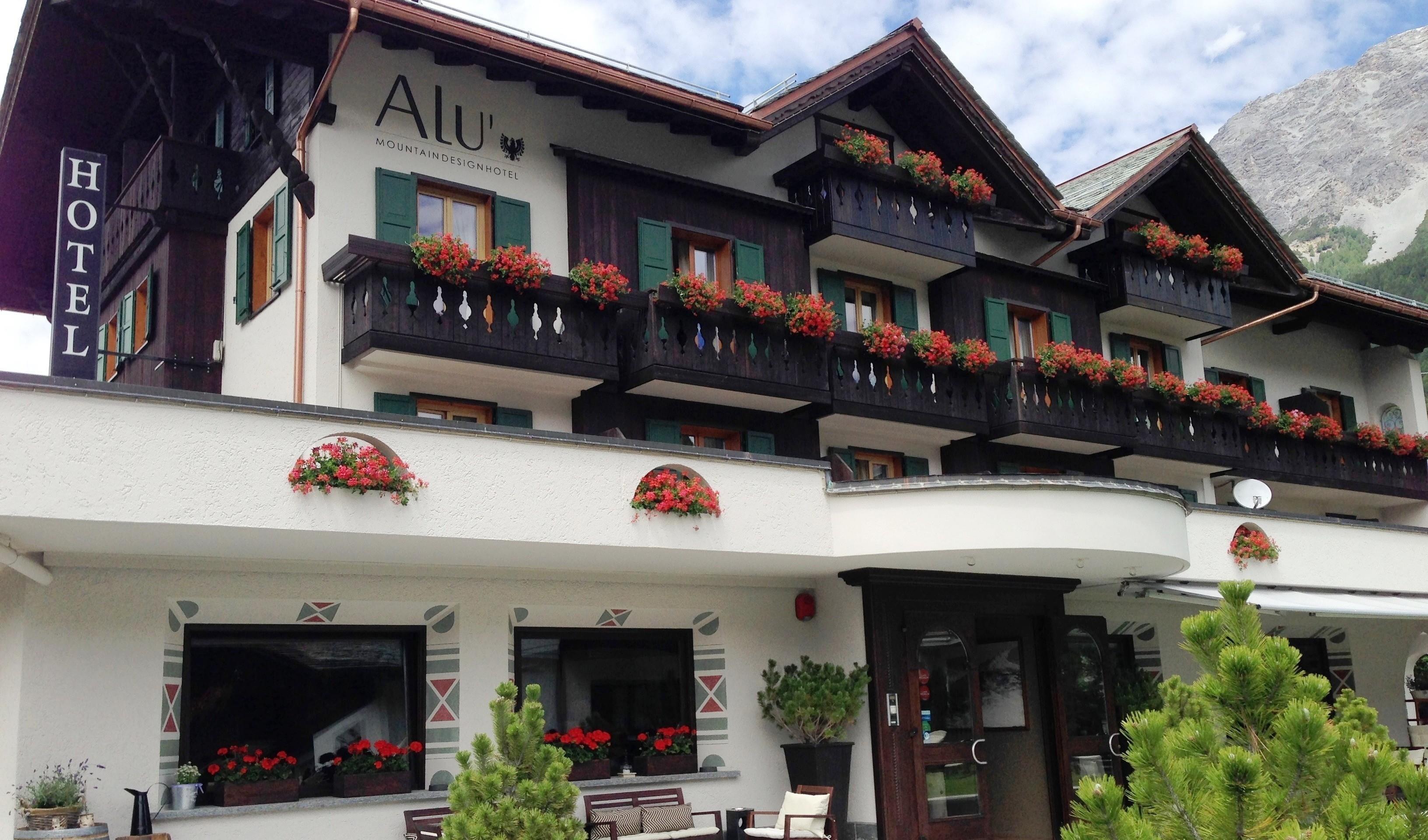Mountain Design Hotel Alù