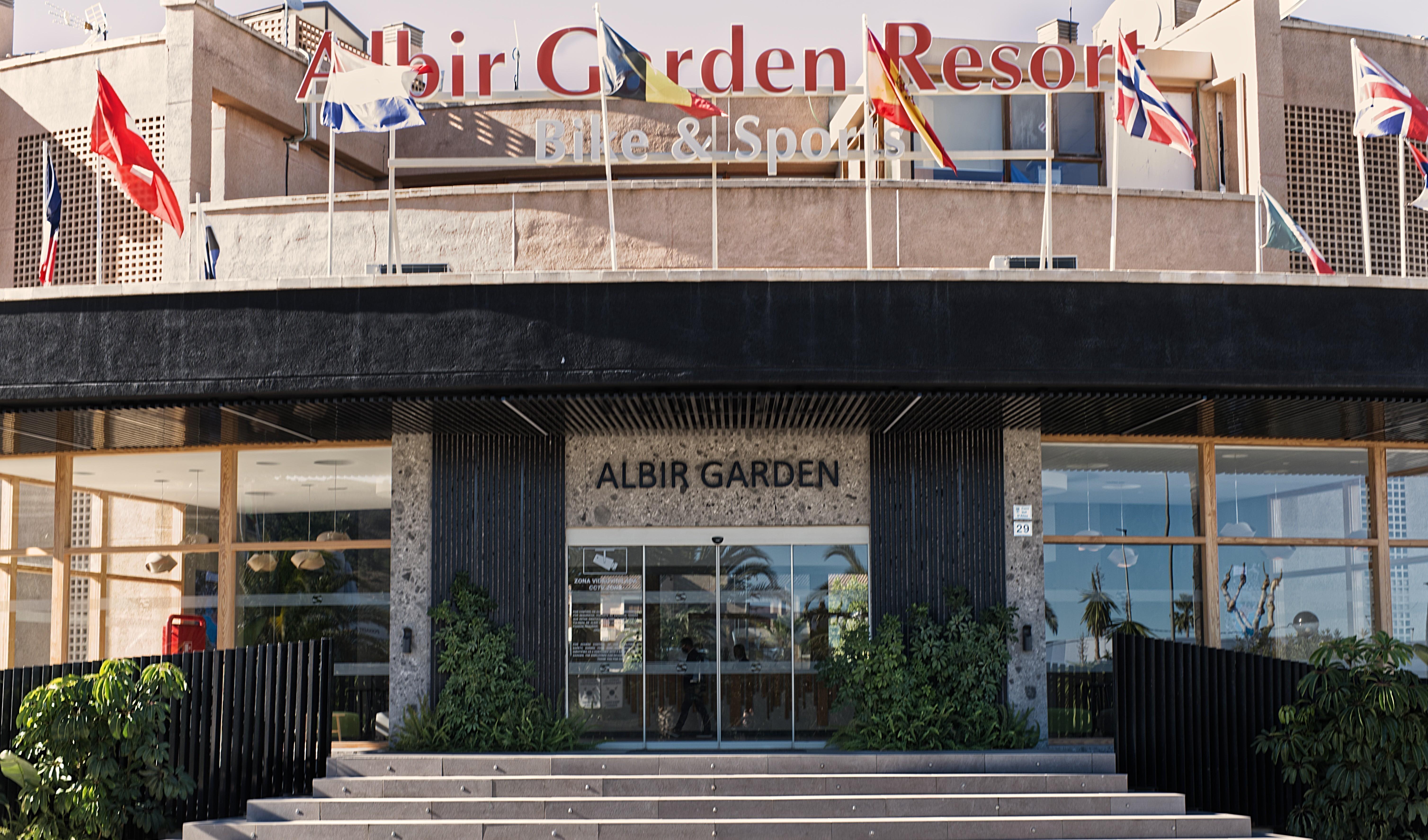 Albir  Garden  Resort & sports