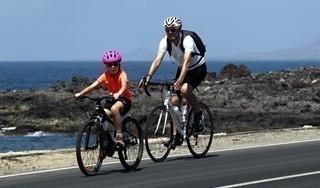 Familie Triatlon Training Kamp