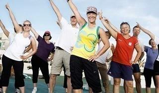Swingtime Aerobics, Fitness and Dance Convention