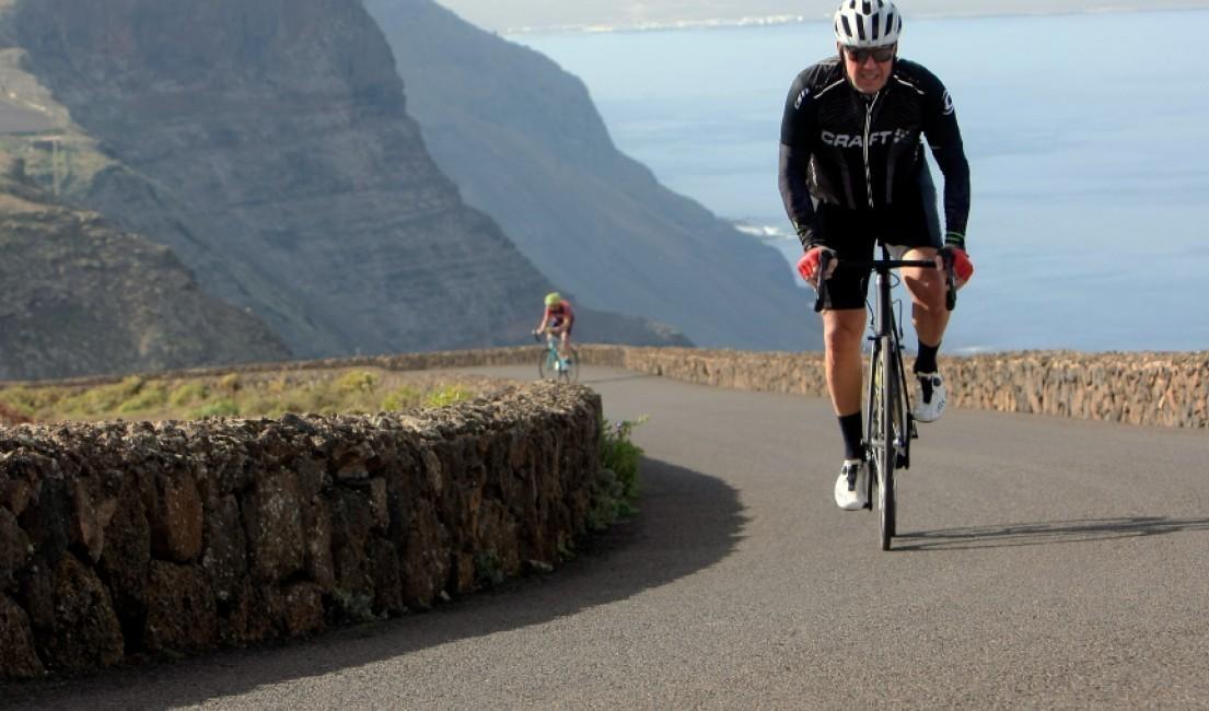 Technische fietsweek met Andy Cook