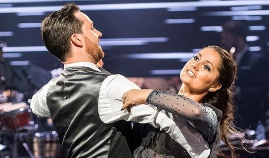 Dans met Sofie Kruuse en René Brix