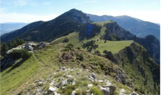 Trektocht Cadi-Moixero , national park te Catalonië