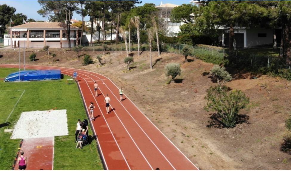 Atletiekstage te Lloret de Mar