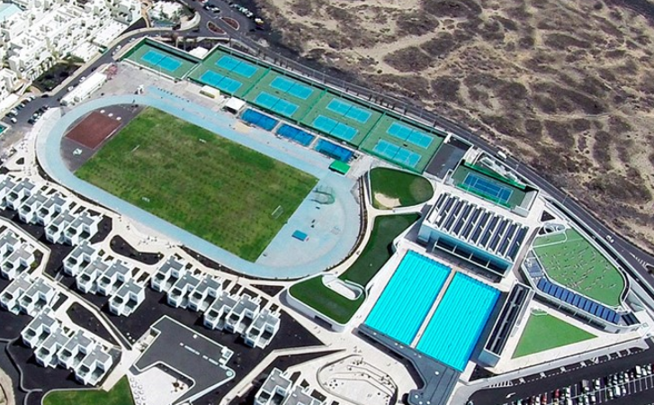 Club La Santa   - Great Sport Infrastructure